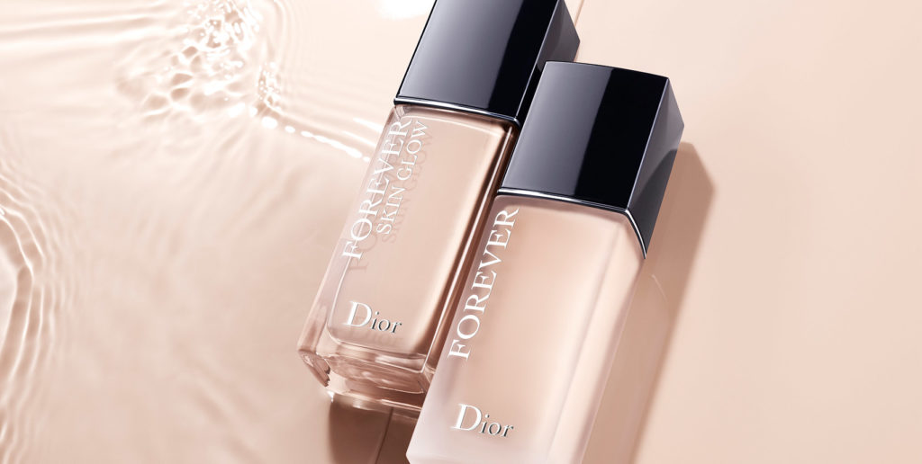 Dior, campagne Forever - post production Dahinden